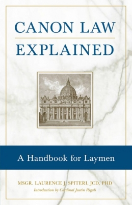 canon law explained 9781622821785
