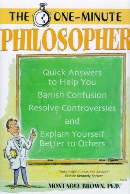 the One-Minute Philosopher 9781928832553